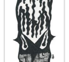 Tiki Todd Sticker