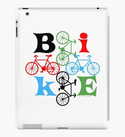 Four Bikes iPad Case/Skin