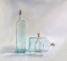 Three bottles by Veikko  Suikkanen