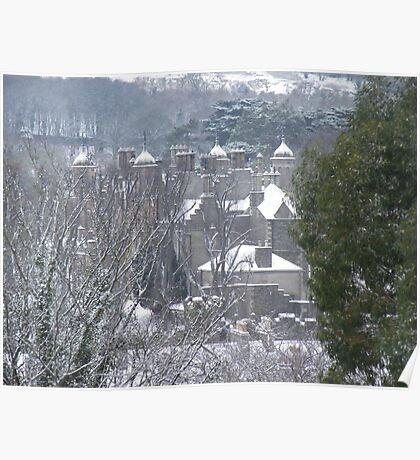 Glenarm Castle  Poster