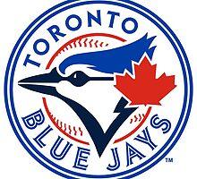 Toronto Blue Jays MLB Logo by kaseys