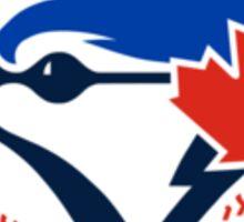 Toronto Blue Jays MLB Logo Sticker