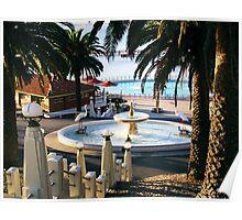Eastern Beach Geelong Poster