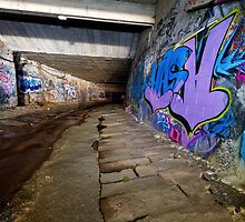 Hobart Rivulet by Mike Calder