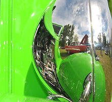 Hot Rod Reflection by MissyD