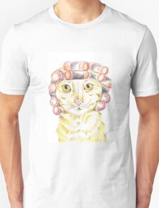 Purrfect   Pampering  T-Shirt