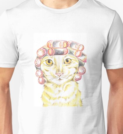 Purrfect   Pampering  Unisex T-Shirt