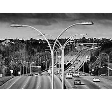 Suburban Landscape Photographic Print