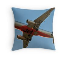 Starlit Throw Pillow