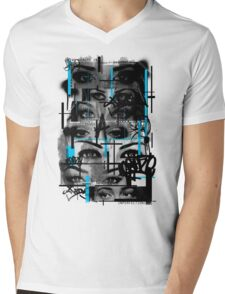 Beholders of Beauty Mens V-Neck T-Shirt