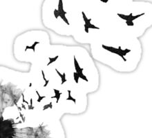 The Birds (5% OFF) Sticker