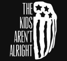 The Kids Aren't Alright by melaniebegeman