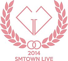 Girls' Generation (SNSD) SMTOWN LIVE Photographic Print