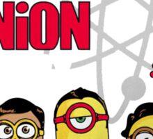 Big Minion Theory Herren Sticker