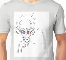 Shoddy Comet Rush Maksart Unisex T-Shirt