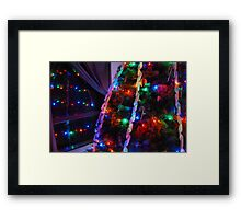 It is Christmas in the heart that puts Christmas in the air.  ~W.T. Ellis Framed Print