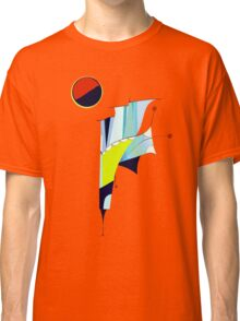 Outer Space Command Station Classic T-Shirt