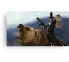 Murica Epic Canvas Print