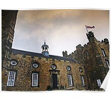 Lumley Castle: An English Gem Poster