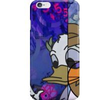 Donald Duck in Mathmagicland iPhone Case/Skin