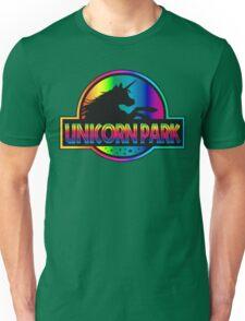Unicorn Park Jurassic Parody T Shirt Unisex T-Shirt