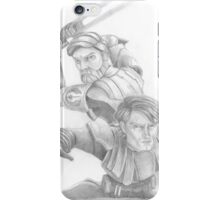 Heroes of the Clone Wars iPhone Case/Skin