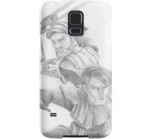 Heroes of the Clone Wars Samsung Galaxy Case/Skin