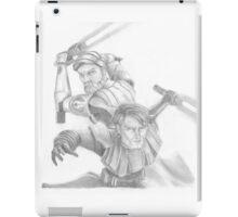 Heroes of the Clone Wars iPad Case/Skin