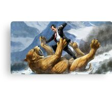 Epic 'Murica Canvas Print