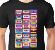 Tape Cassettes  Unisex T-Shirt