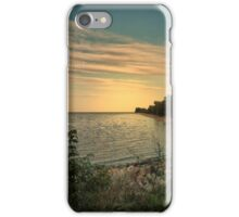 End of Day at the Beach iPhone Case/Skin