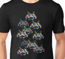 Space Invaders are Coming Unisex T-Shirt