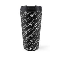 Dark magic print  Travel Mug