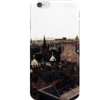 City from Above iPhone Case/Skin