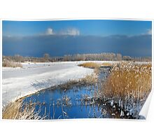 Winter in Renesse 2 Poster
