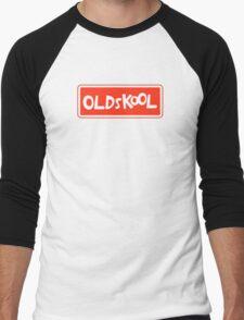 Oldskool Men's Baseball ¾ T-Shirt