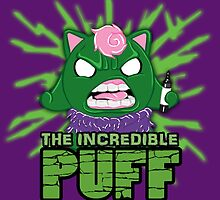 The Incredible Puff by weisbatman