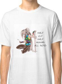 Half Elf Classic T-Shirt
