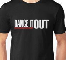 Dance It Out - White Unisex T-Shirt