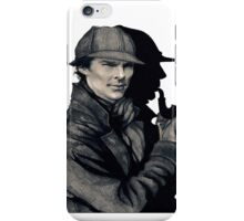 The One and Only Sherlock Holmes (5% OFF) iPhone Case/Skin