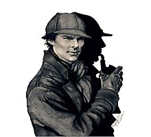 The One and Only Sherlock Holmes (5% OFF) Photographic Print