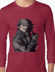 The One and Only Sherlock Holmes (5% OFF) Long Sleeve T-Shirt