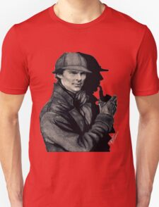 The One and Only Sherlock Holmes (5% OFF) Unisex T-Shirt