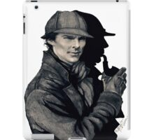 The One and Only Sherlock Holmes (5% OFF) iPad Case/Skin