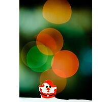 Saint Nicholas Photographic Print