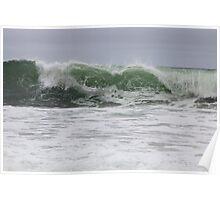 Waves of San Francisco  Poster