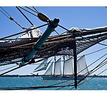 The Tall Ships Arrive in Toronto Photographic Print