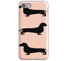 Dog - Dachshund iPhone Case/Skin