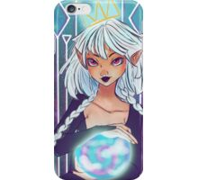 Elf Goddess iPhone Case/Skin