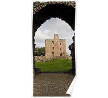 Norham Castle Poster